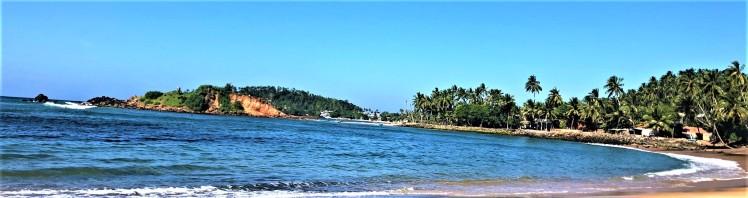 stretch beach